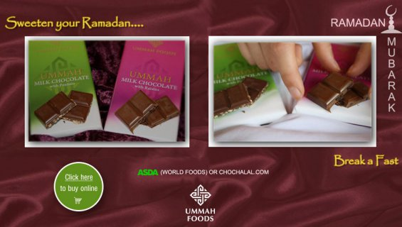 how to tell if chocolate is halal