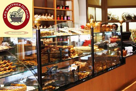 Boulangerie Les maîtres du pain