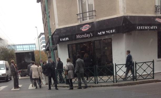 restaurant le Mondays