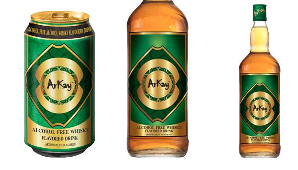 whisky sans alcool halal