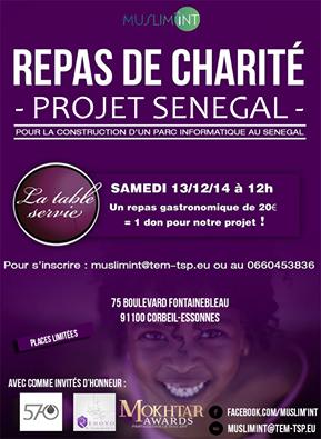 projet Senegal - Muslim'INT