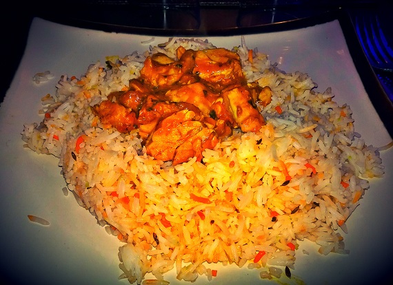 poulet tikka massala jaipur halal