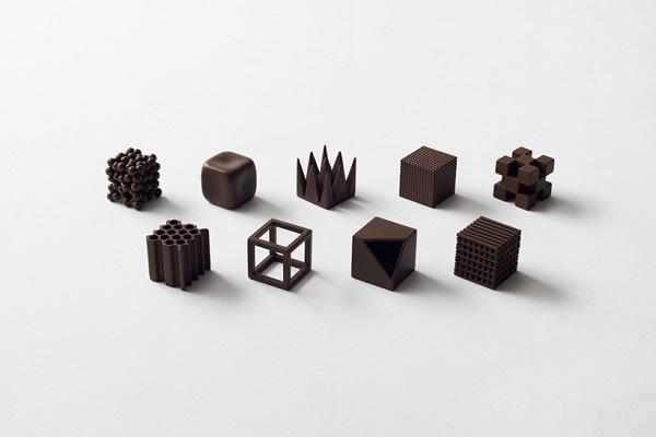 chocolats nendo