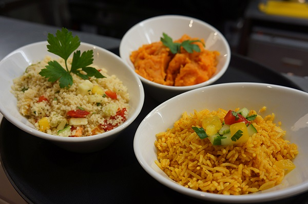 restaurant diététique gyms kitchen