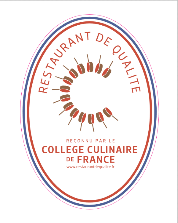 label restaurant de qualité
