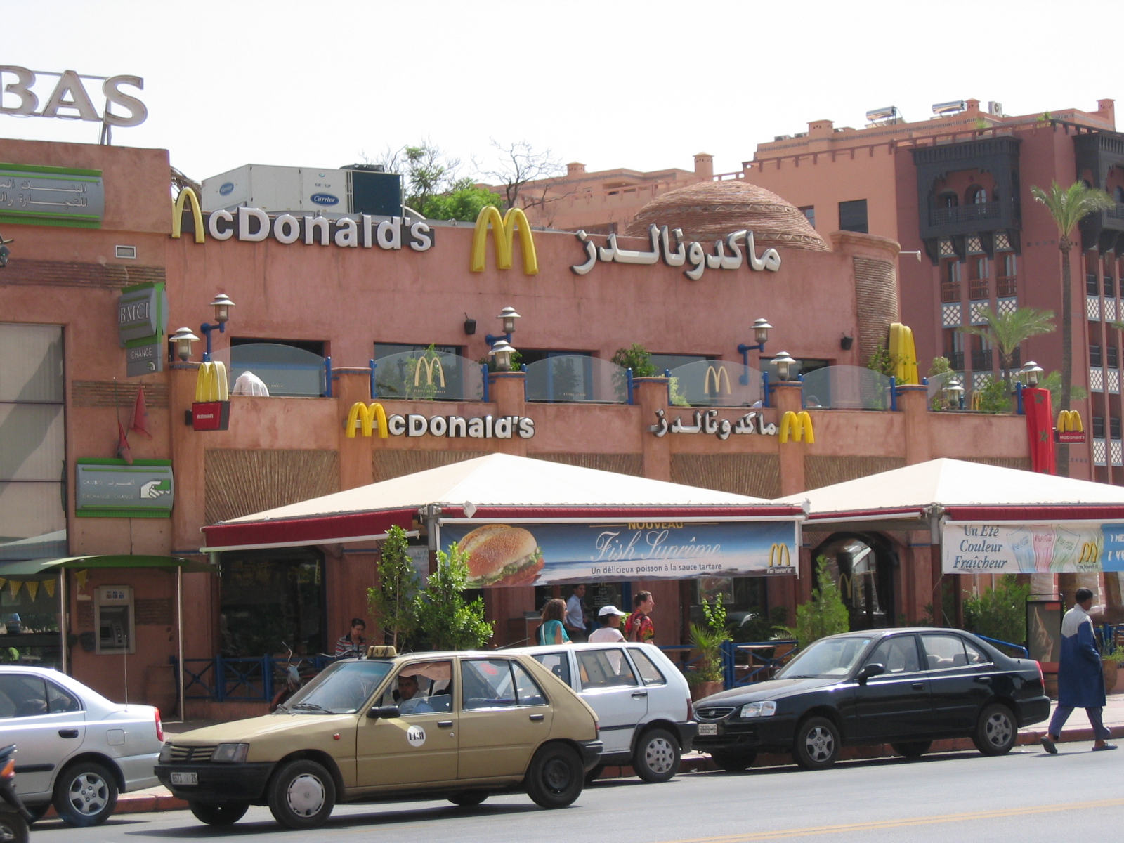 McDonald's Marrakech
