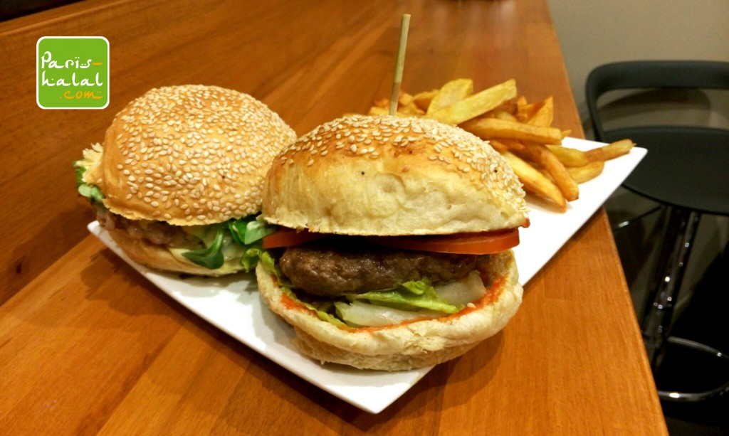 Juicy Burger Paname