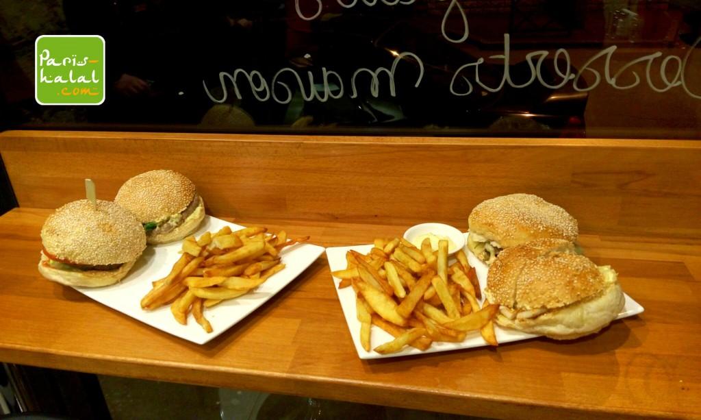 le Hamburger bar