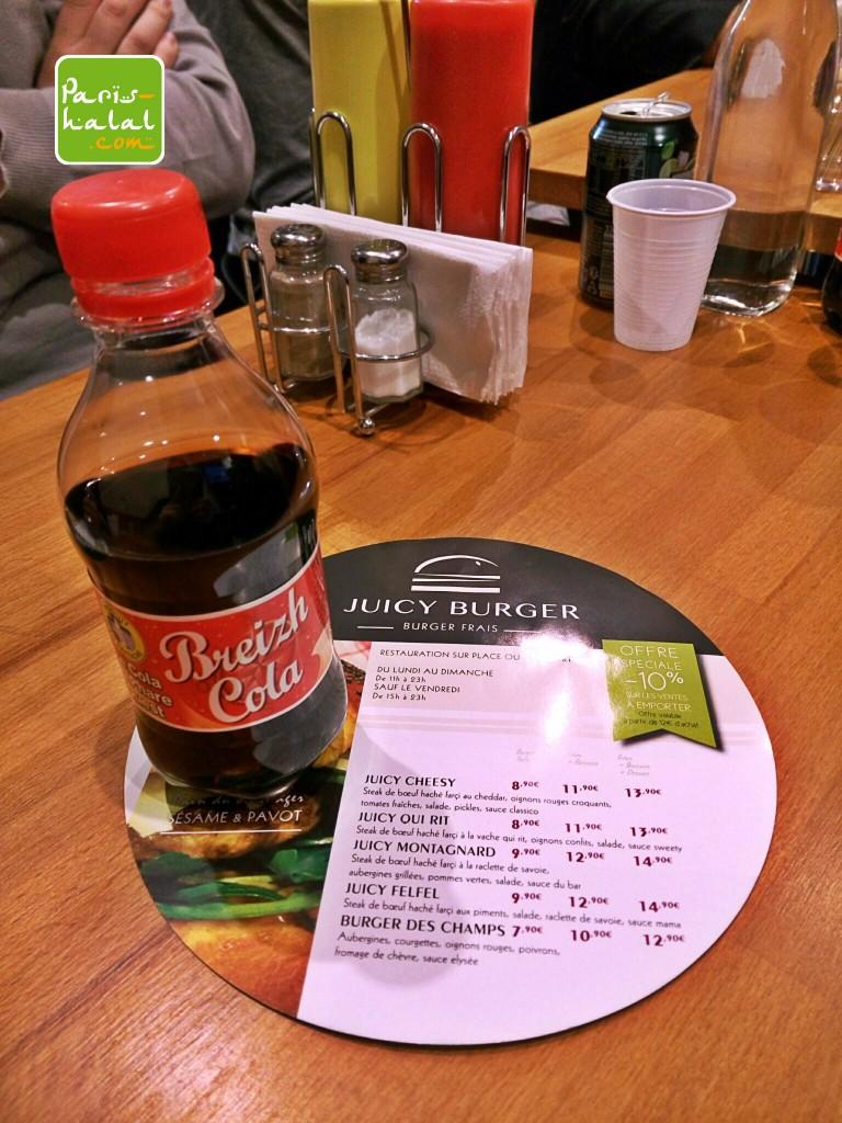 Breizh Cola Juicy B