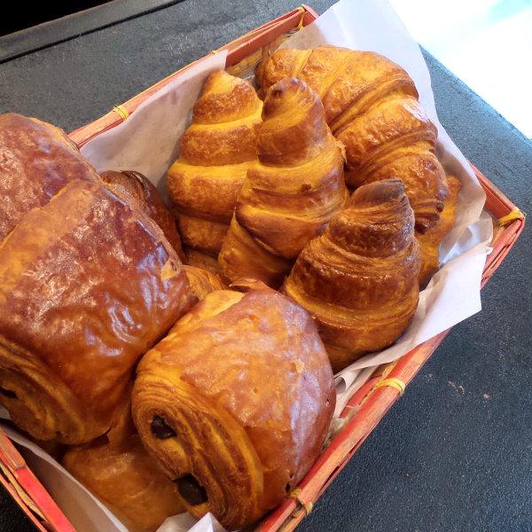 Viennoiseries Pâtisserie Eugène