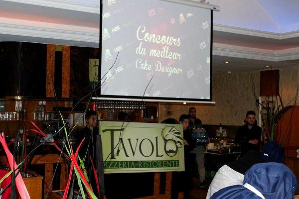 Concours Meilleru Cake Designer Tacolo JDH2015