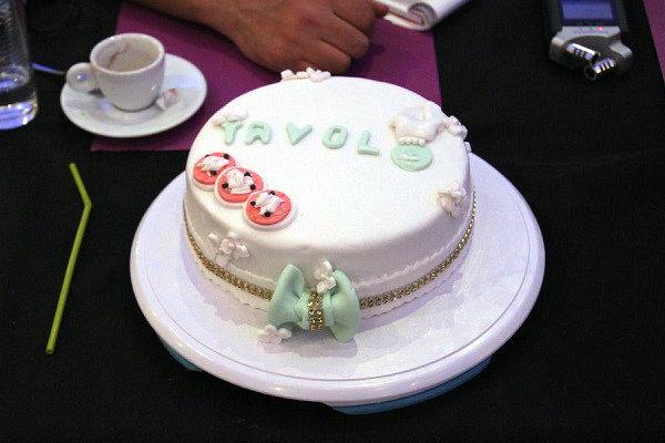 cake Tavolo MCD