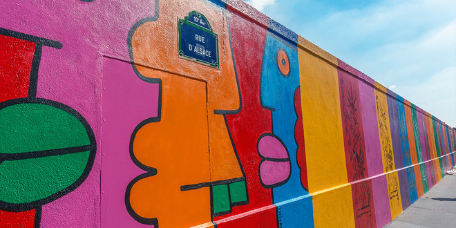 expo Street Art Liberté