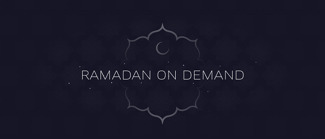 Uberka Ramadan on demand