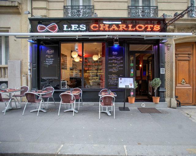 restaurant Les Charlots Paris 16