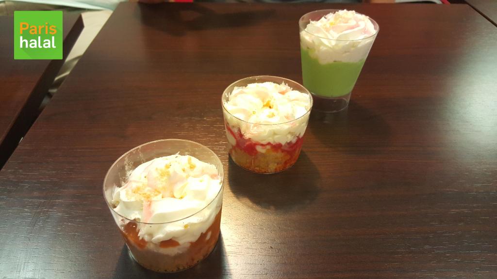 Desserts Al Faroj Lmashwi Paris-Halal