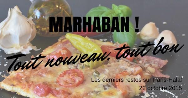 Tout Nouveau tout bon sur Paris Halal
